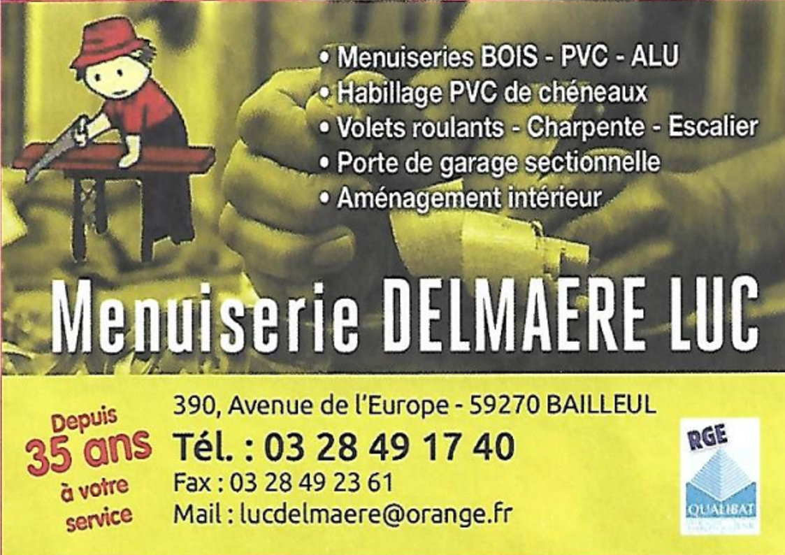 DELMAERE NEW